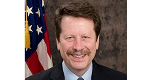 Robert Califf with Venous News
